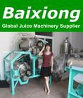 Complete bottled fruit juice press machine (Hot sale)