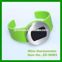hydraulic temperature gauge