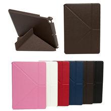 For Apple iPad mini 1 2 Retina Slim Smart Magnetic Leather Case Cover, Auto Sleep / Wake up