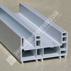 the PVC Elevation and Section of Window/UPVC Windows Japan