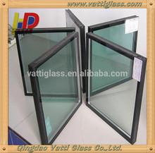 hot sales office sliding glass window, double glazed windows and office sliding glass window