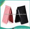 china alibaba wholesale design manufacturing genuine leather card case / passport holder
