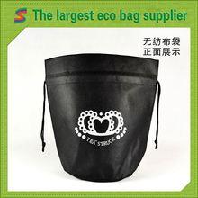 Nylon Drawstring Shopping Bag Drawstring Duffel Bag