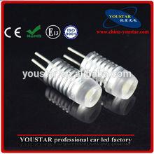 high power auto 12V G4 1.5w LED LIGHTING/led car bulb