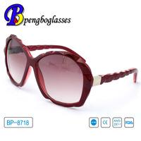 New Design CE certified Vogue Womens' sunglasses