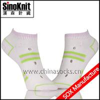 Fishnet Christmas Ladies Cotton Ankle Socks