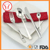 New design hotel silver flatware