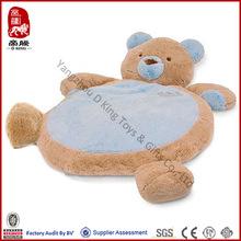 Plush Toy Wholesale Baby Mat Plush Bear Mat