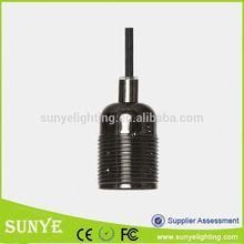 CE, VDE,SAA, RoHS, E27 Light Socket ,Bulb holder,table lamp parts