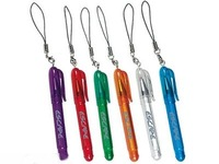 China factory new product fasion style colorful mini ball pen with hanging cord