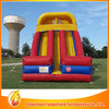 Kids and adults inflatable water slide with pool can be used at home