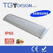 5 Years warranty 2ft 60W Led Pendant High Bay, HLG Meanwell Driver