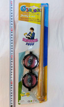 Party Halloween ultra light up Harry Potter Magic glasses with wand HAL-0106