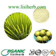 Factory supply Natural Saw Palmetto Extract Fatty Acid