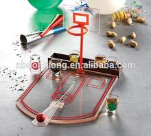 BASKETBALL DRINGKING GAME/Drinking Turnable Game/ Dringking game chess/Golf drinking game