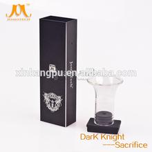 Jomo cavaliere nero, vaporizzatore Dark Knight di ceramica da forno, jomotech Black Knight vaporizzatore