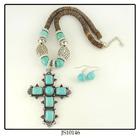 Manufacture Direct Price Green Stone Rani Haar Jewelry Set
