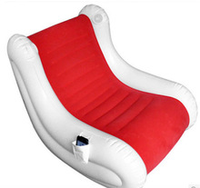 2014High quality of Inflatable Sofa With Speaker