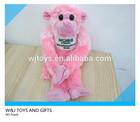 soft toy plush monkey with long arm