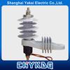 Yakai IEC 11KV Surge Arrester Polymer Zinc Oxide Gapless YH10W-11