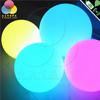 Water light plastic ball led outdoor garden colorful glowing ball lamp KTV bar supplies pool globe