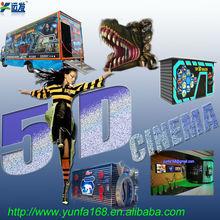 5d motion cinema system