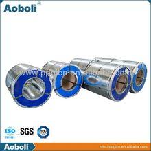 GI Steel Plain Sheets for PPGI Substrate galvanized steel coil