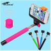 Fashion Selfie Stick colorful legoo mobile phone monopodfor case for moto