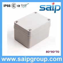 Saip New ABS Box DS-AG-0811 80*110*70mm ABS Enclosure IP66