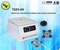 Xiangying bancada pequena baixa velocidade centrifugetdz5-sx