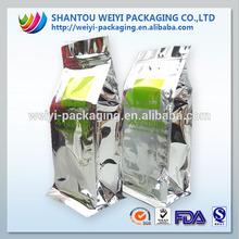 side gussets bag/paper packaging bags/plastic tissue packaging