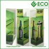Retail Custom Corrugated Display Rack Beer Can Display Shelves