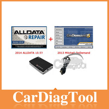 2014 hot rated newest version alldata 10.53 + newest version mitchell auto repair software 2 in 1 fro wholesales sico-Denise