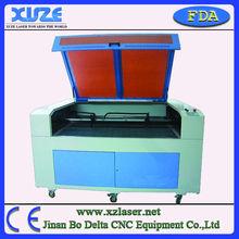 Fiber Laser Engraving Machine for metal pot,pen XZ-6040