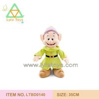Licensed Cute Plush Disney Elf Toys