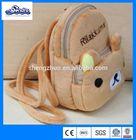 plush bear Rilakkuma coin purse for kids