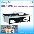 Feuille de métal, plexiglass, mdf, bois, acrylique découpe laser prix de la machine