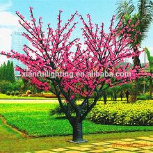 2013 hot sale artificial wedding cherry tree centerpieces