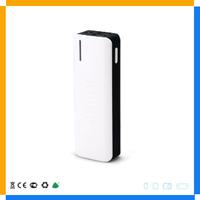 Smartphone Portable Power Bank Mobile Charger 10000mah 5v 2.1a