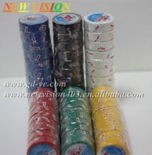 pvc pipe wrap/insalution/electrical adhesive vini tape