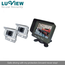 5inch LCD Monitor & Car Rear View Cameras for Reversing Camera System