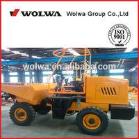 dumper truck, rubber track dumper, 2ton load capacity, GN20