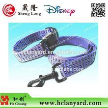 oem design pet leash with waste bag dispenser