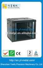 6U Wall Mount Rack Enclosure Server Cabinet Door/Sides