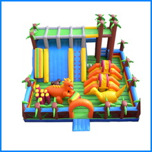 2014 hottest new design inflatable combo