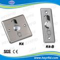 Hsy-k4ステンレス鋼のプッシュボタンを終了するに