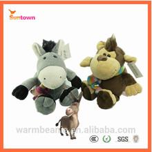 best products for import stuffed animal type monkey&donkey plush toy