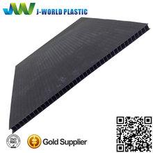 factory supply high quality black 4x8 coroplast sheet