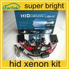 top quality hid xenon kit auto light HID xenon kit AC 12V 35W/55W 18 months warranty
