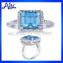 pave mirco fashion jewelry ring wholesale
